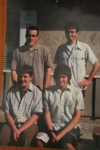 boys circa 2003