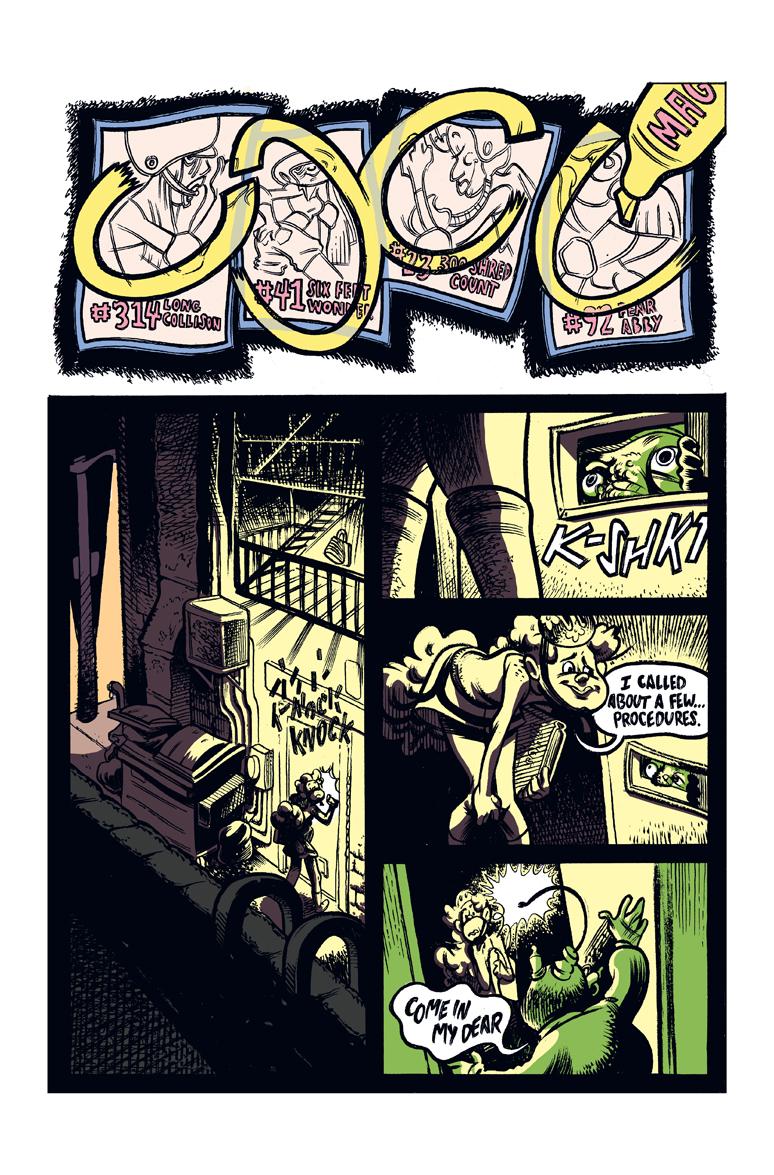 POOR FRANKIE Page 10