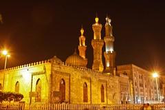 (736) El-Azhar-Moschee (avalon20_(mac)) Tags: africa city geotagged egypt 500 ägypten misr eos40d schulzaktivreisen