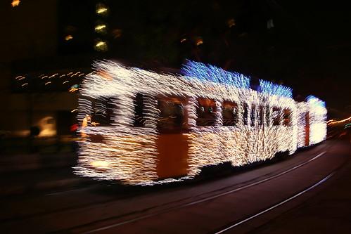 Christmas decoration - Budapest