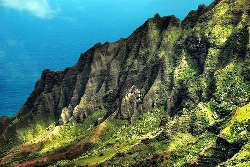 フリー画像| 自然風景| 山の風景| ハワイ風景|        フリー素材|