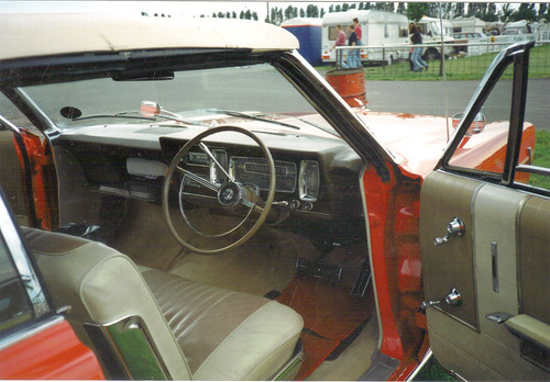 1965 RHD Ford Galaxie in UK.