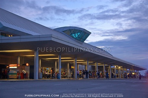 New Bacolod - Silay Airport