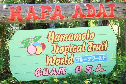 Hamamoto Tropical Fruit World