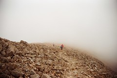 (fraser.douglas) Tags: mist scotland walk hike glen coe hillwalking munro