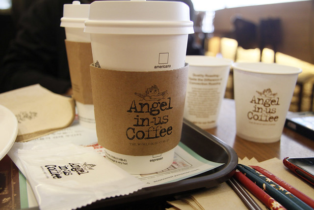 Angel in Us Coffee