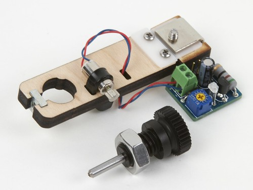 Driver board with pen arm
