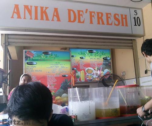 Anika De' Fresh Stall