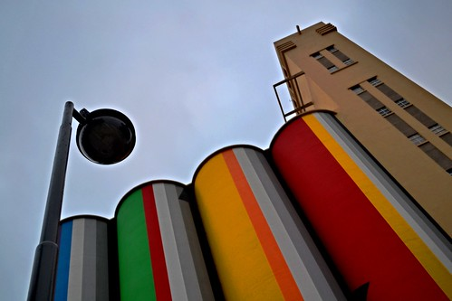 Silos Davis by Sebastian Criado, on Flickr