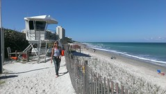 Coral Cove Park - Jupiter, Florida (Daniel Piraino) Tags: beach florida beaches jupiter android htc coralcovepark flickrandroidapp:filter=none htcevo4glte instaflorida vision:mountain=0579 vision:outdoor=099 vision:sky=0905 vision:clouds=0614