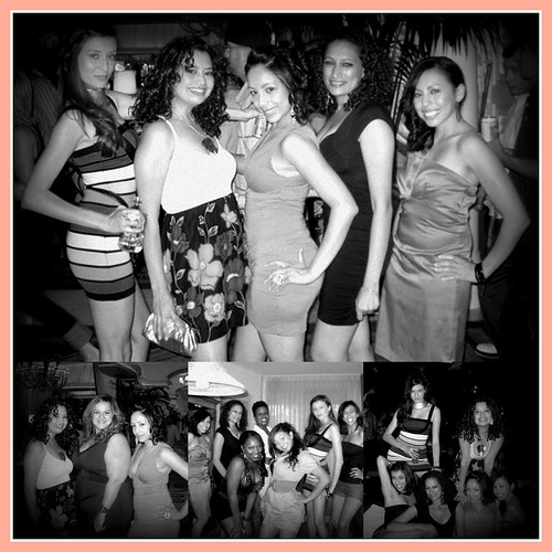 Vegas Girls Collage II