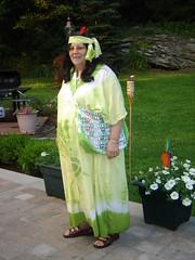 Grandma Nancy (robbie3008) Tags: costumes party newyork hippies 60s 70s woodstock