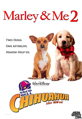 marley and me 2. Marley and Me 2 (Taco Bell
