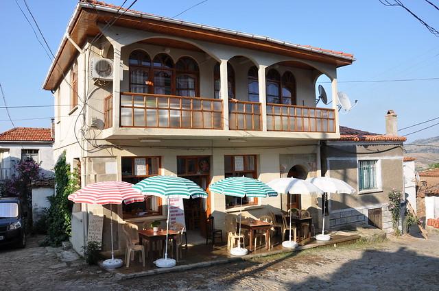 Bartholomeos 'un evi Zeytinliköy Gökçeada