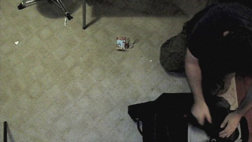 studio on my back pack job vid