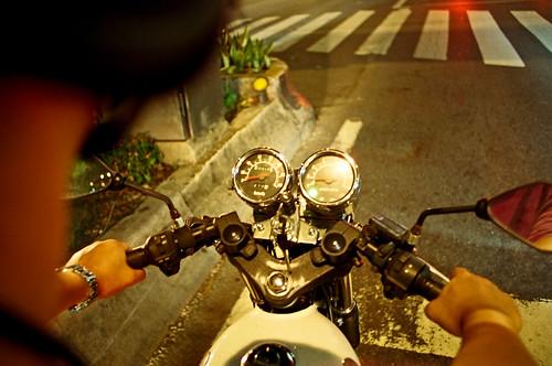 公路電影 - A road movie.