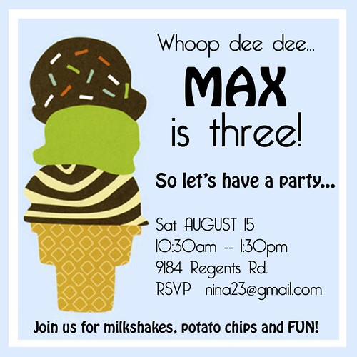 max party