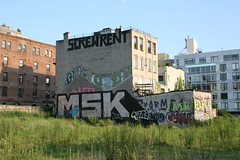 MSK Fair Play (carnagenyc) Tags: nyc newyork brooklyn screw graffiti kent msk fairplay armer oze108 genii madsocietykings
