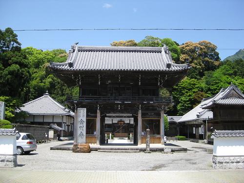 Kongo-ji Temple, Owase