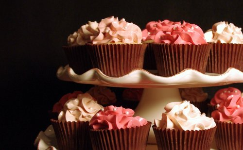 Pretty Pink Cupcakes - Blog