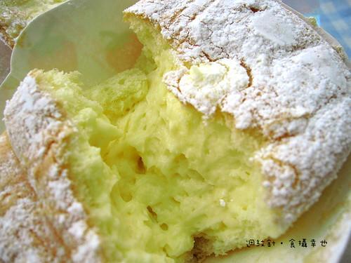 4H House北海道牛奶蛋糕內餡