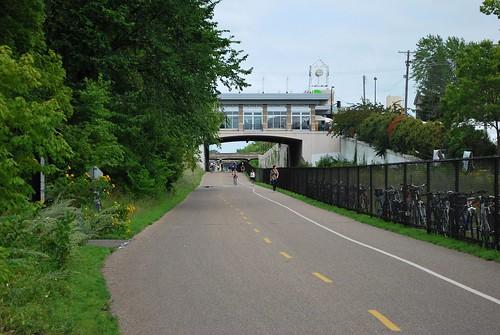 uptown bike trail