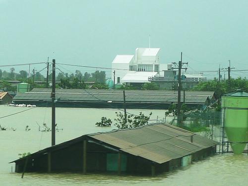 Typhoon Morakot / Tainan County, Taiwan