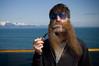 _DSC1962 (dogseat) Tags: me alaska beard glasses smoke pipe roadtrip smoking sideburns dogseat beardo onaboat muttonchops sidewhiskers dundrearies flapwings