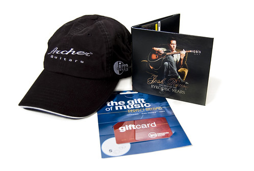 Josh Rouse CD / Archer Hat / Cascio Gift Card