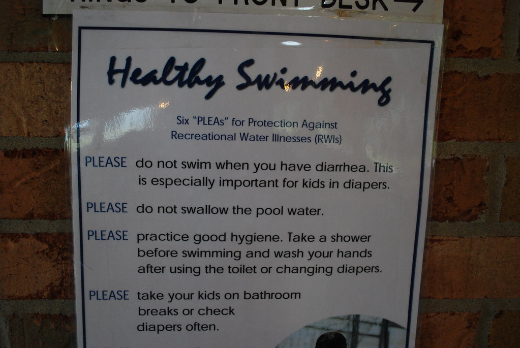 Healthy Swimming?