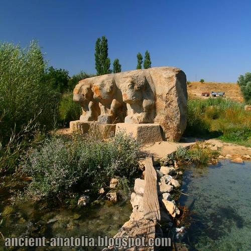 Hittite Spring Temple & Dam Near Konya