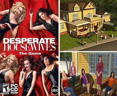 Desperate Housewives Jogo