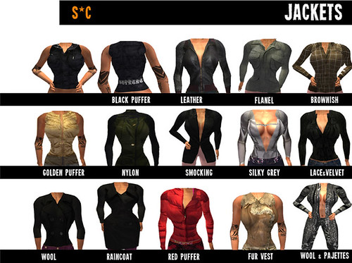 catalogoscjackets