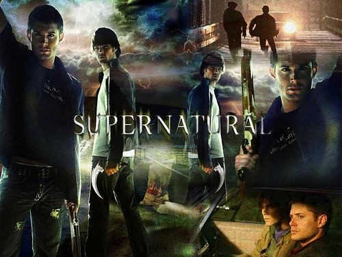 supernatural collage by you.