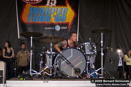 Warped Tour 084 Thrice