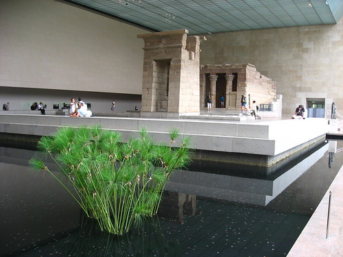 Metropolitan Museum: Temple of Dendur