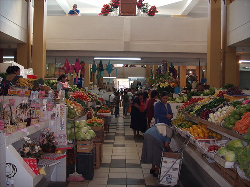 Mercado (Market) in Cuidad Guzman, Mexico
