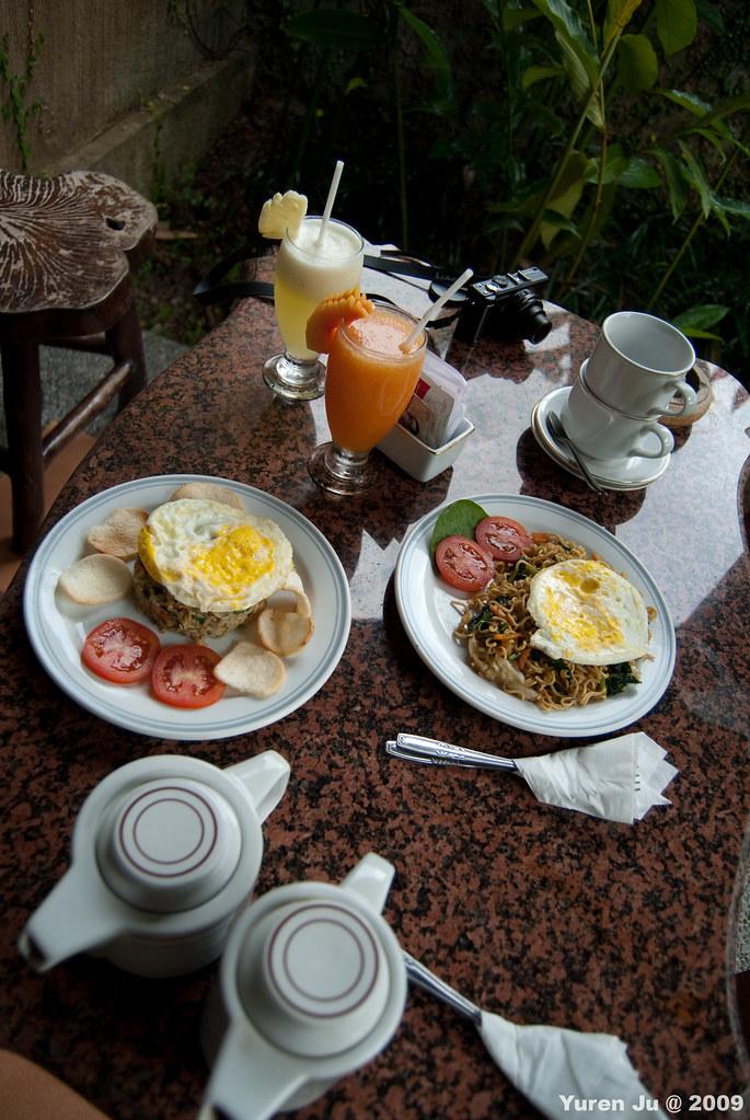 第二天早餐!