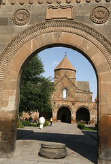 Echmiadzin, Saint Gayane Church (a2portfolio) Tags: travel church armenia echmiadzin