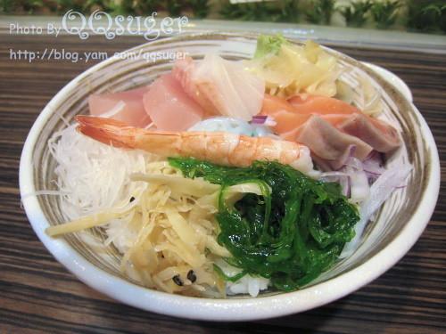 你拍攝的 綜合海鮮飯2。