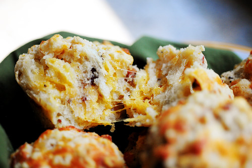 Bacon Onion Cheddar Biscuits | The Pioneer Woman Cooks ...