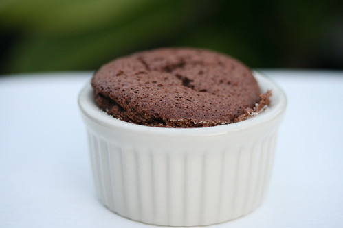 Chocolate Souffle - Food Librarian