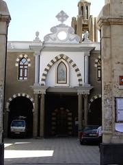 Christian Church in Damascus