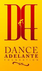 Dance Adelante Logo (Masca Ridens) Tags: logo design dance tango identity salsa flamenco
