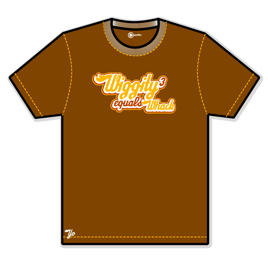 Wiggity Whack T-Shirt Front-01