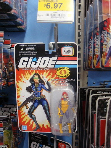 G.I. Joe figure in disguise