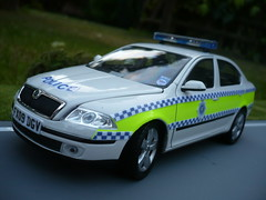 1:24 Skoda Octavia Lincolnshire Police Response Car (alan215067code3models) Tags: new old party car out leaving good 911 police parade lincolnshire falling 124 gift bbc luck area bye job pursuit skoda octavia response 999 in emergeny