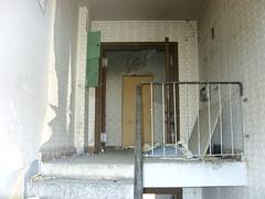 Abandoned GDR apartment blocks (.patrick.) Tags: old abandoned stairs alt plattenbau treppe bust ddr gdr verlassen kaputt treppenhaus ostalgie