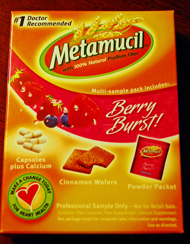 Metamucil Berry Burst