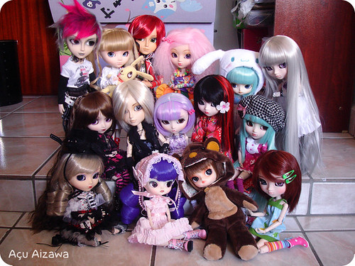 My Pullip Family